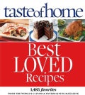 Taste of Home Best Loved Recipes (Hardcover)