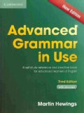 Advanced Grammar in Use Book with Answers: A Self-Study Reference and Practice Book for Advanced Learners of English (Paperback)