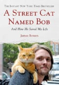 A Street Cat Named Bob: And How He Saved My Life (Hardcover)