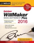 Quicken Willmaker Plus 2016: Book & Software Kit