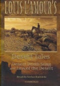 Louis L'Amour's Desert Tales: Desert Death Song and Law of the Desert, Library Edition (CD-Audio)