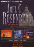 Joel C. Rosenberg CD Collection: The Last Jihad / The Last Days / The Ezekiel Option (CD-Audio)