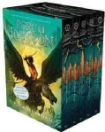 Percy Jackson and the Olympians: New Covers With Poster