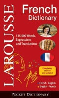 Larousse French-English / English-French Pocket Dictionary (Paperback)