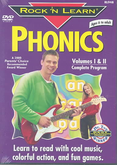 How to teach phonics to adults