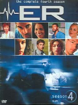 ER: The Complete Fourth Season (DVD)