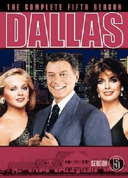 Dallas: The Complete Fifth Season (DVD)