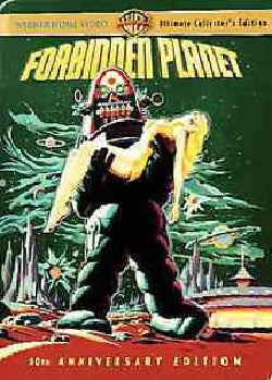 Forbidden Planet - Ultimate Collector's Edition (DVD)