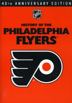 NHL History of the Philadelphia Flyers (DVD)