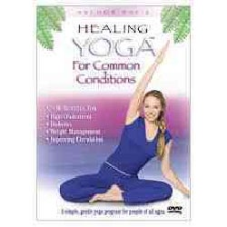 Healing Yoga: Common Conditions (DVD)