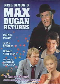 Max Dugan Returns (DVD)
