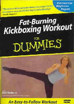 Fat Burning Kickboxing Work for Dummies