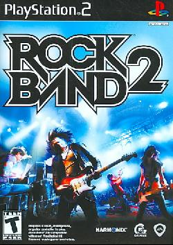 PS2 - Rock Band 2