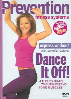 Prevention Fitness Systems: Express Work Out Dance It Off! (DVD)