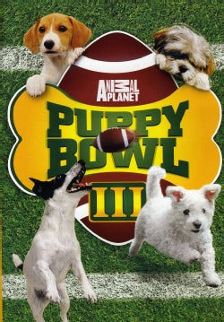 Puppy Bowl III (DVD)