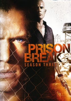 Prison Break: Season 3 (DVD)