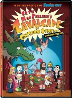 Seth MacFarlane's Cavalcade Of Cartoon Comedy (DVD)