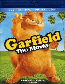 Garfield: The Movie (Triple Play) (Blu-ray/DVD)