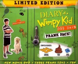 Diary Of A Wimpy Kid: Dog Days Prank Pack (DVD)
