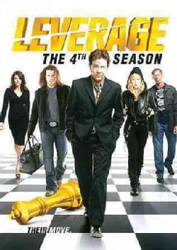 Leverage: The Fourth Season (DVD)