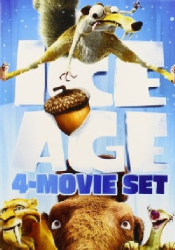 Ice Age 4 Movie Set (DVD)