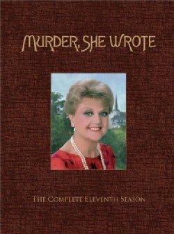 Murder, She Wrote: The Complete Eleventh Season (DVD)