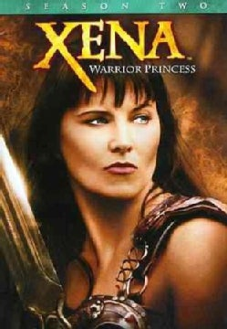 Xena: Warrior Princess Season 2 (DVD)