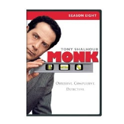 Monk: Season Eight (DVD)