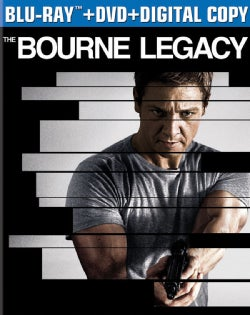 The Bourne Legacy (Blu-ray/DVD)