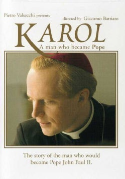 Karol: A Man Who Became Pope (DVD)