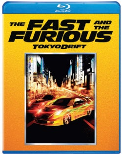 The Fast And The Furious: Tokyo Drift (Blu-ray Disc)