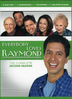 Everybody Loves Raymond: The Complete Second Season (DVD)