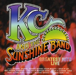 KC & The Sunshine Band - Greatest Hits Live