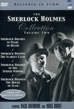 Sherlock Holmes Collection Vol 2 (DVD)