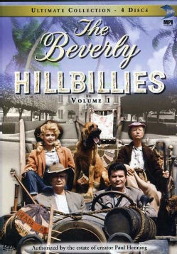 The Beverly Hillbillies - Ultimate Collection: Vol. 1 (DVD)