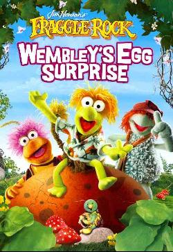 Fraggle Rock: Wembley's Egg Surprise(DVD)