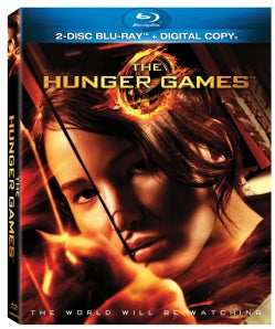 The Hunger Games (Blu-ray Disc)