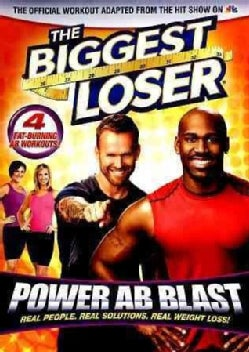 The Biggest Loser: Power Ab Blast (DVD)