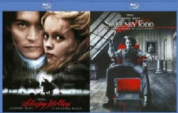 Sleepy Hollow/Sweeney Todd (Blu-ray Disc)