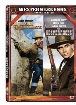Man from Laramie/The Desperadoes (DVD)