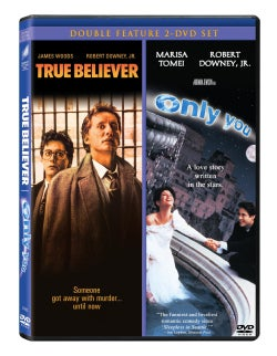 True Believer/Only You (DVD)