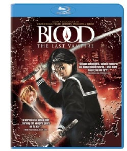 Blood: The Last Vampire (Blu-ray Disc)