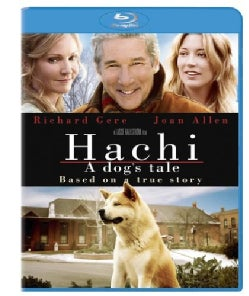 Hachi: A Dog's Tale (Blu-ray Disc)