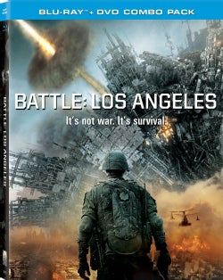 Battle: Los Angeles (Bluray/DVD Combo) (Blu-ray/DVD)