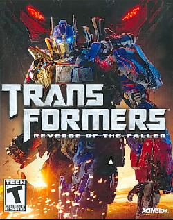 PS3 - Transformers: Revenge of the Fallen