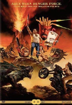 Aqua Teen Hunger Force Colon Movie Film for the Theatres (DVD)