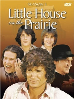 Little House On the Prairie: Season 5 (DVD)