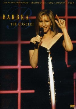 Barbra: The Concert Live at the MGM Grand: December 31.1993/January 1,1994 (DVD)
