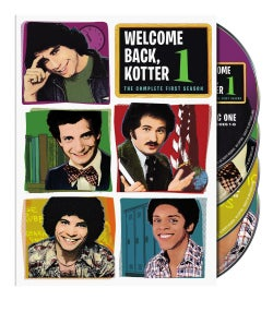 Welcome Back Kotter: The Complete First Season (DVD)