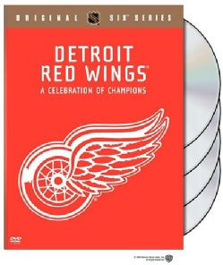 NHL Original Six Series: Detroit Red Wings (DVD)